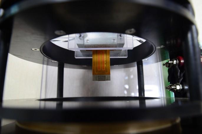 재료연 연구진이 개발한 자기장 발전 소자의 모습 - 재료연구소 제공