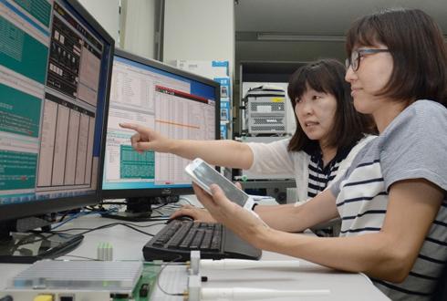 초소형 휴대전화 기지국 '스몰셀' 국산화 성공