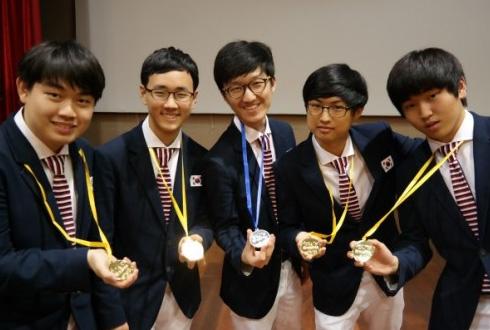 한국, '국제물리올림피아드(IPhO)' 종합 2위