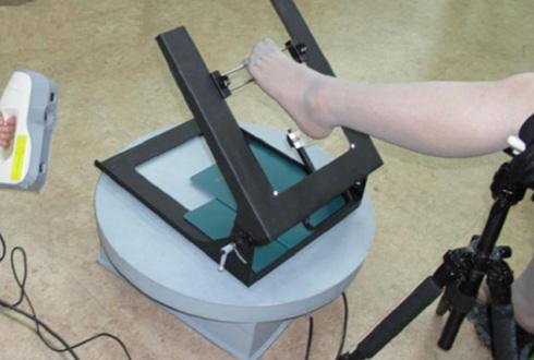 양말처럼 편한 구두, 3D 스캐너로 만든다