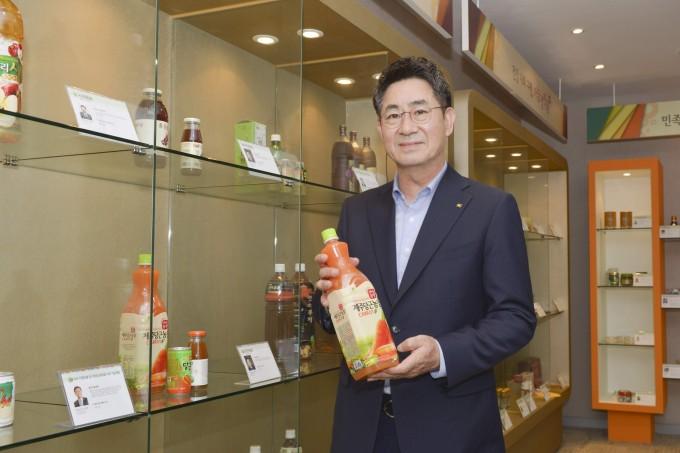 박용곤 식품연 원장 - 한국식품연구원 제공