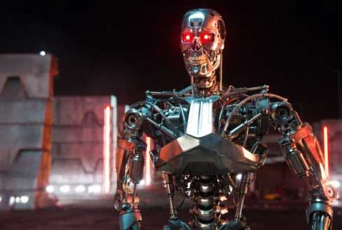 """스티븐 호킹 """"인공지능 무기 개발 법으로 금지해야"""""""