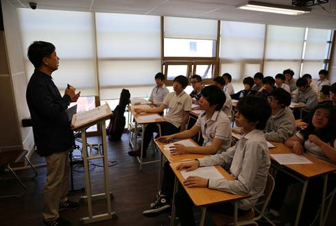 [카드뉴스] 2016년 전국 중학교 자유학기제 의무화, 자유학기제가 뭐에요?