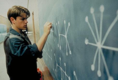 영화 '굿 윌 헌팅'과 한 비운의 천재 수학도
