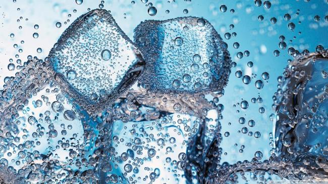 미국 연구진이 베일에 가려있던 얼음 생성과정의 비밀을 풀었다. - Flickr 제공