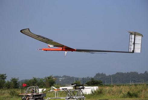 구글·페이스북이 탐낸 비행기, 국내 연구진이 개발