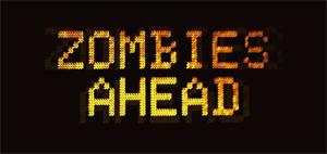 미국 텍사스주 교통표지판에 실시간 교통 상황 대신 '좀비가 앞에 있다'라는 문구가 띄워져 있었다. - i-hacked.com 제공