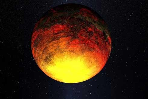 태양계 밖 행성, 지구와 성분 달라