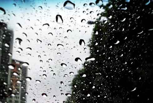 오늘 날씨, 소나기 오는 오후 될까?