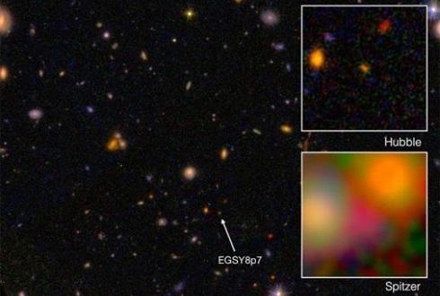 132억 년 전 은하 모습 찾았다