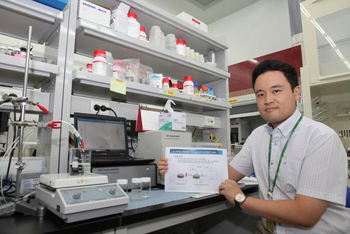 은나노 입자 측정기술을 개발한 김덕종 박사 - 한국기계연구원 제공