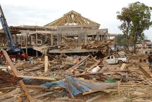 지진 발생 한달 전 지진 알리는 '예측가스' 발견