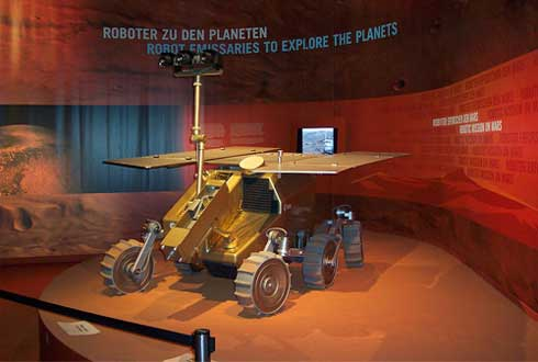 외계 생명체 찾는 엑소마스(ExoMars) 임무