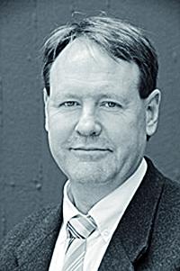 1998년 미국 록펠러대 클로스 뮐러 박사와 함께 수소가설을 제안한 독일 하인리히 하이네대 윌리엄 마틴 박사. - 하일리히 하이네대, 다트머스대 제공