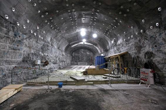 세계 첫 사용후핵연료 영구 처분시설 '온칼로' 2화
