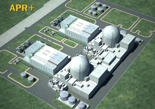 3세대 한국형 원전, APR+