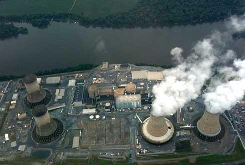 스리마일섬 원자력 발전소 사고