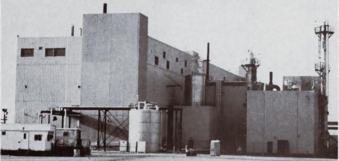 미국 인디애나폴리스에 세워진 일라이 릴리의 인간 인슐린 제조 공장 - 일라이 릴리 제공