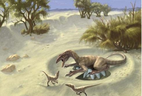 공룡의 피, 사람만큼 따뜻했다