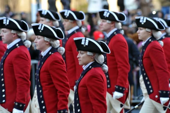 빨강은 전통적으로 남성의 색이다. 왕실이나, 종교, 군대 등 사회 지도층에서 널리 쓰이는 색이었다.  - pixabay 제공