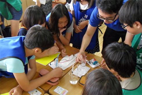 이론교육부터 전기제작 실습까지…교실에서 만나는 '친환경에너지'