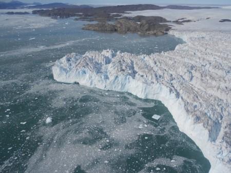 세계에서 가장 큰 섬 그린란드