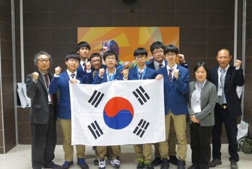 한국, 국제천문올림피아드 2년 연속 제패