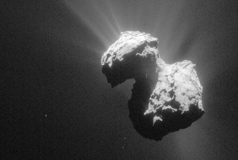 혜성에서 처음으로 산소 찾았다