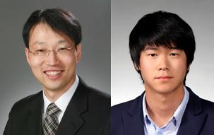 이재영 광주과학기술원(GIST) 환경공학부 교수(왼쪽)와 전명훈 연구원(오른쪽). - GIST 제공