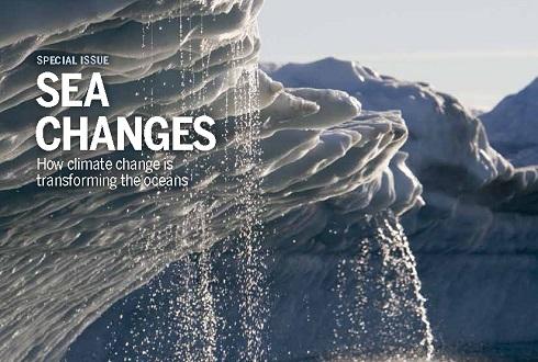 수십 년 內 그린란드 빙하 녹으며 해수면 1m 상승