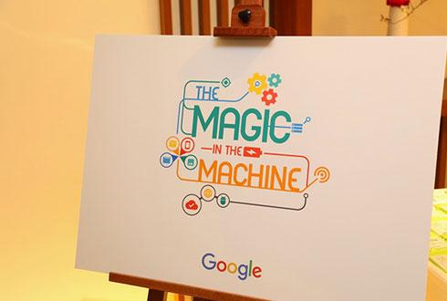 구글이 말하는 '기계 속 마술, 머신러닝'의 모든 것!