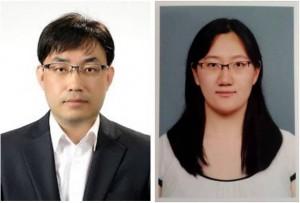 민병권 센터장과 황윤정 선임연구원 - 한국과학기술연구원 제공