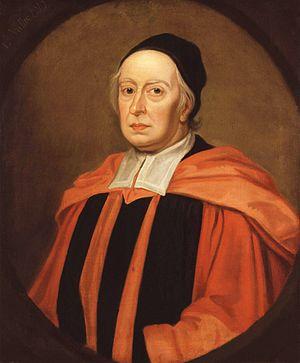 뉴턴이 등장하기 전까지 17세기 영국 최고의 수학자였던 존 월리스. 무한대 기호와 파이를 무한곱으로 표현하는 수식을 만든 수학자로 수학사에 남았다. - 위키피디아 제공