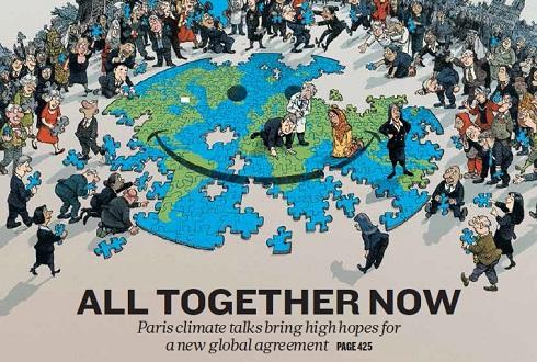 파리에서 기후변화 막는 묘안 나오나