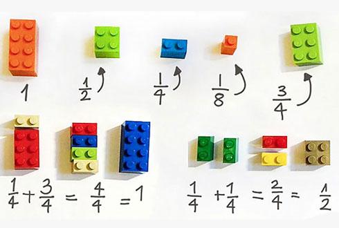 레고로 수학 원리 설명하기 '인기'