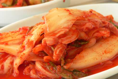 김치와 입맛
