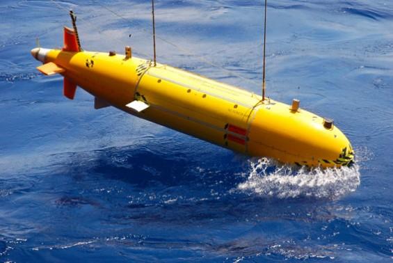 영국 국립해양연구센터, 로봇 탐사선을 이용한 해양보호구역 조사