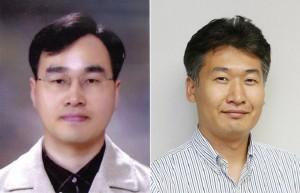 김보현(사진 왼쪽), 전석우 교수 - KAIST 제공