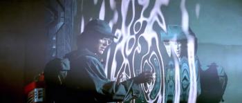 양자전송의 원조를 보여준 영화 '스타게이트(Stargate, 1994)'
