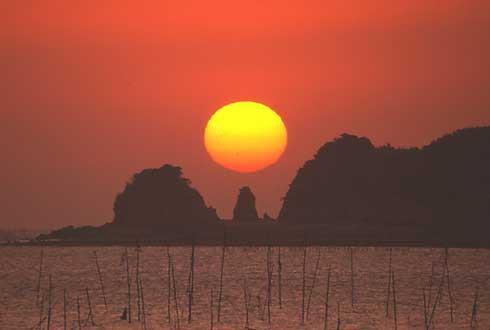 [스톱! 2016 해넘이&해맞이 명소] 서해에서도 일출을 볼 수 있는 곳! '당진 왜목마을 해넘이해맞이 축제'