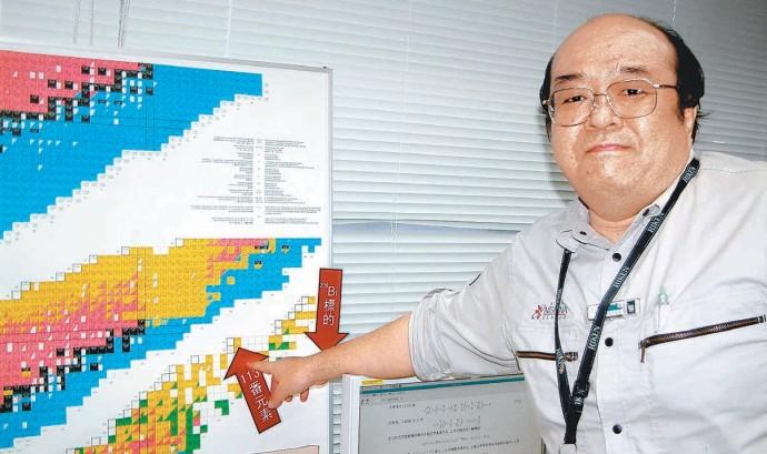 2004년 113번 원소를 발견했던 모리타 고스케 교수 - 동아일보DB 제공