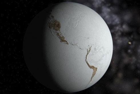 한파 매섭다구요? 6억 년 전 지구는 적도까지 얼어붙은 '얼음 별'