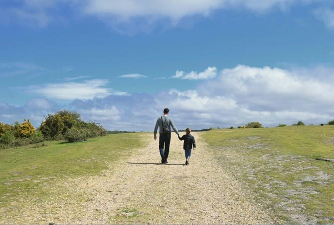 가족, 아버지와 아들 - pixabay 제공