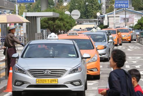 택시 앱 많이 있는데, 택시 잡기 편해졌나요?