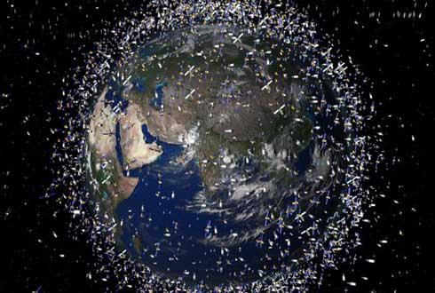 제3차 세계대전 일어난다면 우주쓰레기 탓?