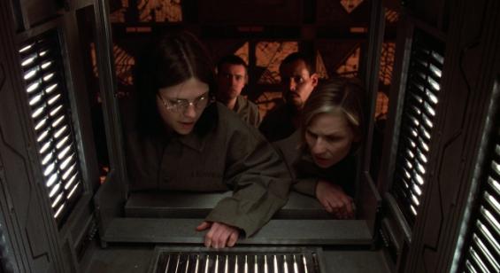 삶을 압축해 놓은 작은 공간, 큐브(Cube, 1997)