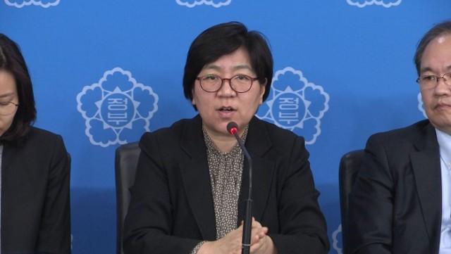 정은경 질병관리본부 긴급상황센터장은 2일 서울정부청사에서 브리핑을 열고 지카바이러스에 대한 대응조치를 강화한다고 밝혔다. - 포커스뉴스 영상 캡처 제공