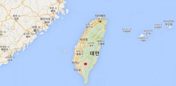 """대만 남부 규모 6.4 강진…""""아파트 등 붕괴돼 수백명 매몰"""""""