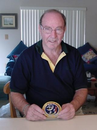 은퇴 후 2004년 에드가 미첼의 모습. - flickr 제공