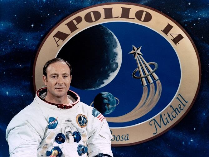 에드가 미첼 前 미국항공우주국(NASA) 아폴로 14호 기장. - NASA 제공